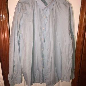 Perry Ellis Shirts - Perry Ellis Long Sleeve Shirt Size XL